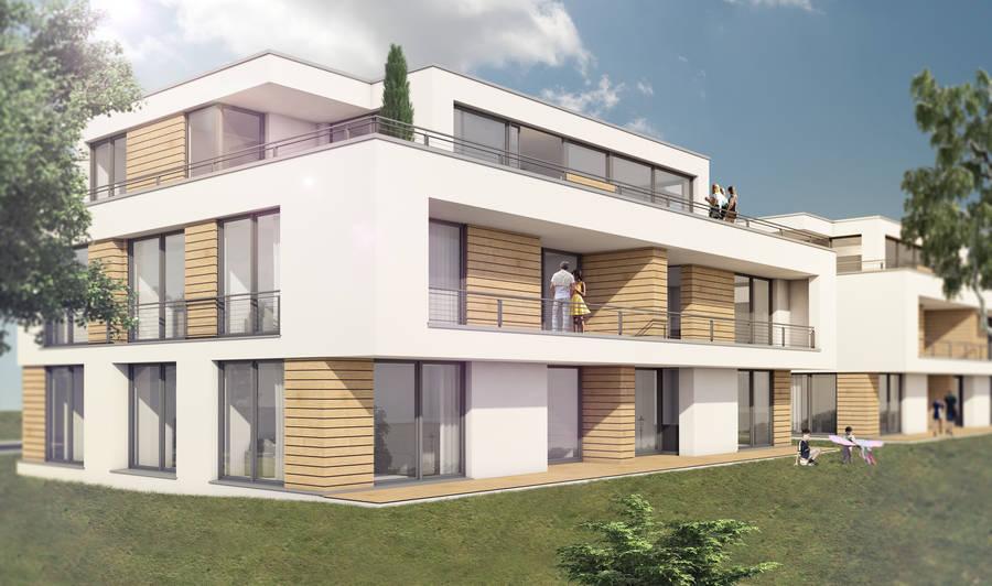 da i diekmann architekten ingenieurgesellschaft mbh 5 familienhaus glacisviertel. Black Bedroom Furniture Sets. Home Design Ideas